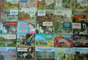 J.SALMON FAVOURITE RECIPES Books.Various titles.NEW!Ideal Gifts!