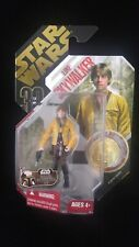 Luke Skywalker Yavin GALACTIC Hunt Gold Coin Variant Star Wars Hasbro 30th ANH