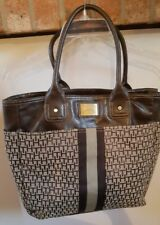 Tommy Hilfiger shopper handbag canvas/leather