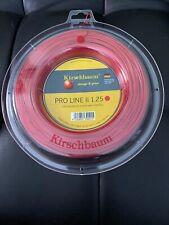 Kirschbaum Pro Line II 17 Gauge 1.25 Red