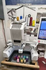 Brother PR655 Embroidery Machine Plus Loads Of Extras - Complete Starter Kit