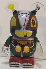 "Walt Disney Vinylmation ""Cranky Bot"" by Jim Valeri Robots 1 Series Mickey Mouse"