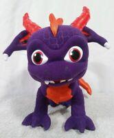 Skylanders Spyros The Purple Dragon Plush Stuffed Animal Light Up Talking 2012