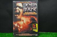 DVD DEMON HOUSE NEUF SOUS BLISTER 2 FILMS