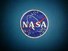 New Old Stock NASA Logo Hat Hipster Jacket Flight Suit Collectors Patch Crest
