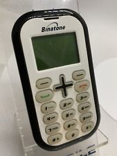 Binatone Mimo Mini - Black (Unlocked) Mobile Phone