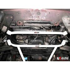 FOR NISSAN FAIRLADY 300ZX Z32 3.0 (1989) ULTRA RACING FRONT LOWER BAR BRACE 2PTS