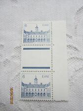 Irlanda 1982 Mint N H SG 536 6p 18/136 de arquitectura de par de canal