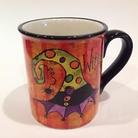 Lori Siebert 'Witchy' 16oz. Coffee Cup Certified International