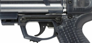 Pfefferspray Pistole Jet Protector JPX6, schwarz/orange, Security, Ordnungsamt