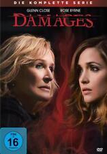 Damages - Im Netz der Macht, Die komplette Serie (15 DVDs) - NEU in Folie