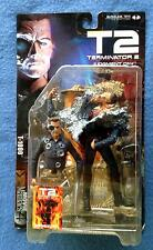 T-`1000 TERMINATOR MOVIE MANIACS 4 JUDGMENT DAY MCFARLANE FIGURE