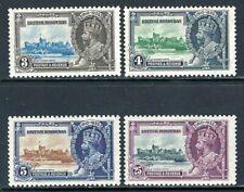 BRITISH HONDURAS 1935 Silver Jubilee Mint Set Complete (May 137)