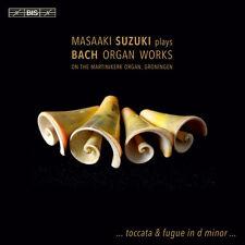 Johann Sebastian Bach - Masaaki Suzuki Plays Bach Organ Works (2015)