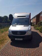 9dfe1cb944 Mercedes-Benz MWB Commercial Van-Delivery