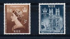 Elizabeth II (1952-Now) Single Niuean Stamps (Pre-1974)