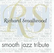 Richard Smallwood Smooth Jazz Tribute by The Smooth Jazz All Stars CD USED VG