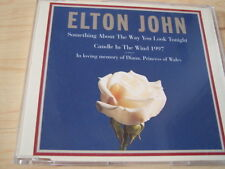 CD, Elton John - Candle in the Wind 1997