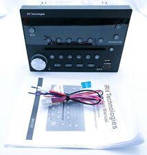 New listing iRv Technology Irv31 AmFmcddvd Rv Radio Stereo *Please Read*