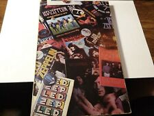 LED ZEPPELIN SUPER RARE ILLUSTRATED COLLECTION ROBERT GODWIN 1984 GUIDE