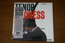 "Sonny Rollins  ""TENOR MADNESS""  New, factory sealed.  OJC -124 (Prestige 7047)"