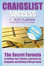 Craigslist Success by Flitz Flueman (2016, Paperback)