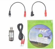 22In1 RC USB cavo per simulatore di volo RealFlight G7/G6/G5 Phoenix/XTR 4 E2HG