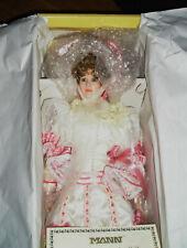 """Connoisseur Collection Porcelain Doll """" Delphine """" By Seymour Mann SP-308"""