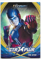 DC Legends of Tomorrow Str Pwr Star Power Card The Atom 23 / 25 Gold Routh