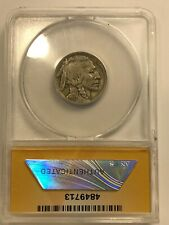 "1937-D  ""3 Legged""  Buffalo Nickel    ANACS Graded VF-10"