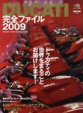 DUCATI Complete File Book 2009