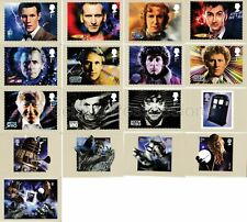 GB POSTCARDS PHQ CARDS USED REAR FDI 2013 NO. 374 DOCTOR WHO