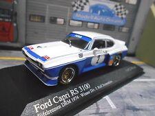 FORD Capri Gr,5 RS3100 RS #2 Eifelrennen Stommelen 1974 Div I Minichamps 1:43