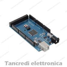 Scheda Arduino MEGA 2560 compatibile Rev 3 ATmega2560 CH340 Rev3 board R3 clone