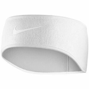 Nike Sports Fleece Headband - White