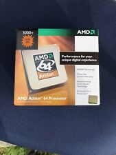 AMD Athlon 64 3000+ 3000+ - 1.8GHz Single-Core (ADA3000CNBOX) Processor