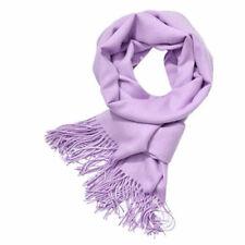 Écharpes et châles violets cachemire pour femme