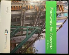 Formwork for Concrete-8th Edition-Hardcover
