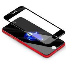 iPhone 8 PLUS voll abdeckende 4D Panzerglas Folie 9H Glasfolie Displayglas TOP