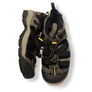 Keen Mens Boulder Waterproof Outdoors Hiking Shoes Sandals Drawstring Size 8