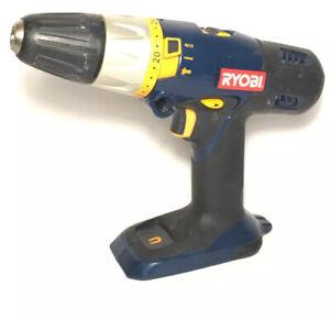 "Ryobi P211 Hammer Drill 1/2"" 18V Tool Only FREE SHIPPING"