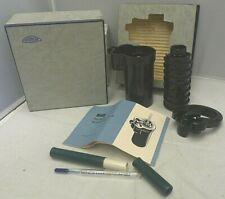 Minox Daylight Film Developing Tank & Minox Thermometer +Original Manual & Box