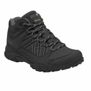 Regatta Women's Lady Edgepoint Waterproof Breathable Walking Shoes - Ash Granite