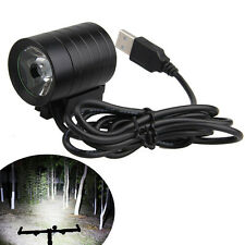 CREE 1200LM XM-L L2 T6 USB LED Headlamp Headlight Bicycle Bike Light 4 Mode IP65