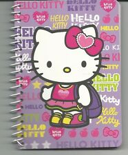 Sanrio Hello Kitty Spiral Notebook Backpack