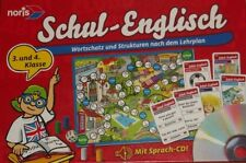 TOP NORIS 6066361 ERSTES ENGLISCH Vorschule  Sprach CD Englisch lernen Vorschule