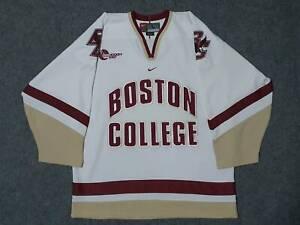 Vintage NCAA Boston College Nike Hockey Jersey Mans size L