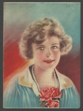"1920s Glamour Girl art deco print 5"" x 7"""