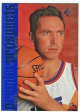 New ListingSteve Nash 1996-97 Sp Rookie Card #142