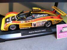 1/18 Norev Renault Alpine A442 Le Mans 1978 Fregquelin Ragnotti #4